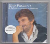 Gigi Proietti - il fatto è ... che non ti so dimenticare -  cd 1997 sigillato