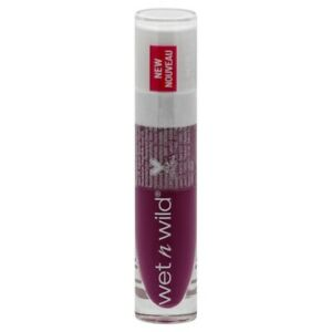 Wet N Wild Megalast Catsuit High Shine Lipstick - 947B Berry Down Lo