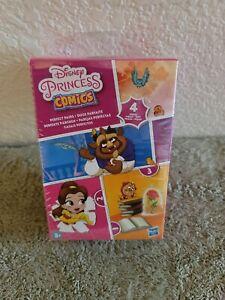 Disney Princess Comics Perfect Pairs Belle New Disney Princess Comics 4 Pieces