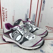 IQ Pearl Izumi Womens X Road Fuel II Cycling Shoes Purple Size 9.5 EUR 40