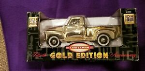 Craftsman Collector Series Bank 50th Gold Edition of the 1949 Chevy Pickup NEW
