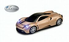 PAGANI Protegge Auto Wireless Mouse (Oro) Regalo Di Natale