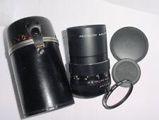 PENTACON 135mm F/2.8 auto MC Manual Focus M42 Screw Mount Lens * Ex++