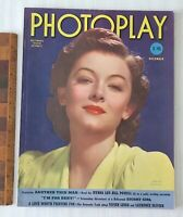 ***LIKE NEW*** VINTAGE 1939 PHOTOPLAY USA MOVIE MAGAZINE MARLENE DIETRICH +++!!!