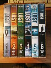 Lost: Die komplette Serie DVD