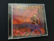 MEGADETH - PEACE SELLS...BUT WHO'S BUYING - 2 CD CAPITOL 2011 - COME NUOVO