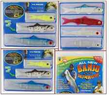 NEW Banjo 006 Minnow 110 PCS Fishing Lures Glow