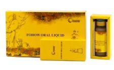 Fohow Oral Liquid Fenix Cordyceps 4x30 ml, FREE P&P