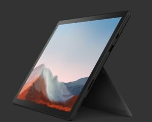 NEW Microsoft Surface Pro 7+NO LTE  Black, Intel i7 11th GEN 16GB 512GB SSD