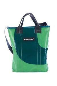 FREITAG Tote Shopper Bag Green Messenger Backpack Cycling Recycling Series G5.1