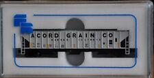 CUSTOM EXTRA DETAIL Z SCALE 1:220  FR-MODEL ACORD GRAIN PS2cd COVERED HOPPER
