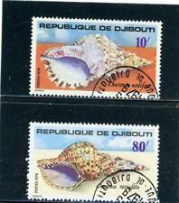 Djibouti 1978 Scott# 480-1 Canceled
