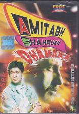 Amitabh Shah rukh Khan Dhamaka  [Song Dvd] Bhagban,Devdas,Dil se ,laawaris