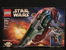 LEGO Star Wars UCS - Slave I (75060) - Brand New & Sealed!