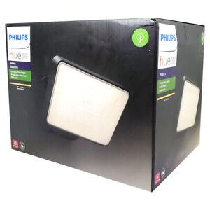 Philips Hue Welcome Outdoor White Smart Floodlight for Smart Home 1743630V7