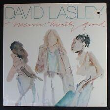 David Lasley Sealed EMI America Rare Groove LP 1982