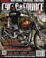 Cycle Source Motorcycle Magazine Gnr Pan Resurrection Daytona Special Edition