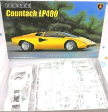 Fujimi 1/24 Lamborghini Countach Lp400 Em Plastic Model Kit
