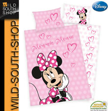Minnie Mouse Bettwäsche 100x135 günstig kaufen | eBay