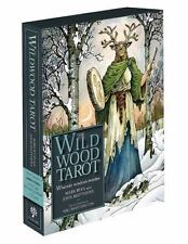The Wildwood Tarot: Wherein Wisdom Resides [With Booklet] (Mixed Media Product)