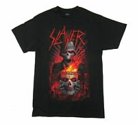 Slayer Doom Black T Shirt New Official Adult Thrash Metal