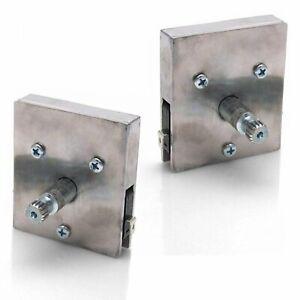 Volvo Window Crank Switch Kit - 2 Door A6 rat hot rod custom