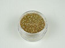 *** (0,50€/1g) 3g Glitter Nailglitter - GOLD - in Acryldose Nailart *