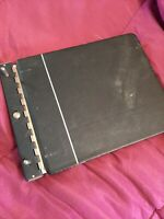 Vtg National Accounting Ledger Book . Ofb 8