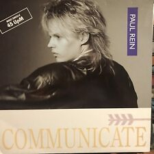 PAUL REIN • Sex • Vinile 12 Mix • 1987 FAGO