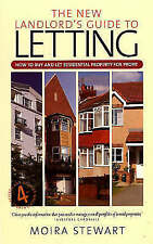 The New Landlord's Guide To Letting: 4th edition: How to Buy and Let Residential