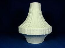 70´s Pop Art Design UFO shape Heinrich & Co. relief porcelain vase 1980   19 cm