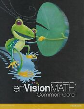 Pearson enVision Math Interactive 2nd Grade Curriculum Materials