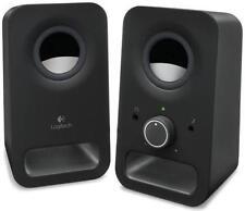 980-000816 Logitech Z150 Multimedia Speakers (Midnight Black) - UK