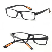 Square Frame Progressive Clear Lens Reading Glasses Unisex Uj2 2.0 Dark Blue