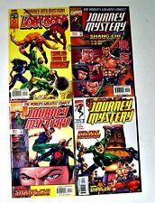 Marvel / Journey Into Mystery / 8 Comics From End Of Run / Black Widow / Nm