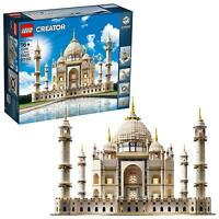 LEGO Creator Expert Taj Mahal 10256 Building Kit and Architecture Model, Perfect