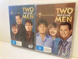 Two And A Half Men : Season 6 & 7 - 7 disc set  - DVD R4 PAL: FAST FREE POST