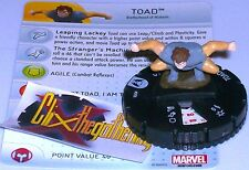 TOAD #006 Wolverine and the X-Men Marvel Heroclix