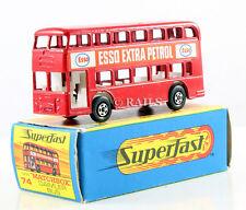 Matchbox Superfast N ° 74 Daimler Bus