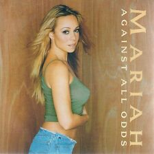 CD SINGLE 3 TITRES--MARIAH CAREY--AGAINST ALL ODDS--2000