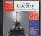 CD GEORGES GUETARY CHEFS D'OEUVRES DE LA CHANSON FRANCAISE 20T BEST OF