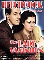 The Lady Vanishes- Alfred Hitchcock- Black & White- 94 Minutes SHIPS FAST (#47)