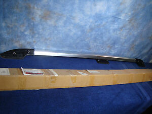 Rail Luggage Mountaineer 2002-2004 Roof LH satin U152 Ford 2L2Z-7855115-AA  Z7