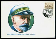 1992 CHARCOT,Jean Baptiste CHARCOT,Polar,Antarctic explorer,Romania,CDS cover
