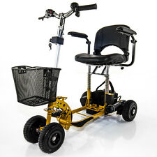 Supascoota Sprint Electric Mobility Medical Scooter Outdoor Longer Range New