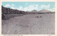 Arkansas, 1900-1910's; Triplet Mountains East Of Mena