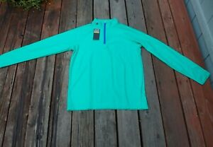 Under Armour Compression All Season Long Sleeve Shirt Men's Size LG NEW