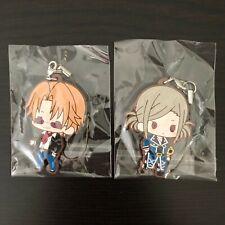K Project Missing Kings Izumo Kusanagi Seri Awashima Rubber Strap Keychain