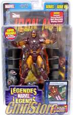 Marvel Legends Action Figures Series 8: Iron Man Modern Armor