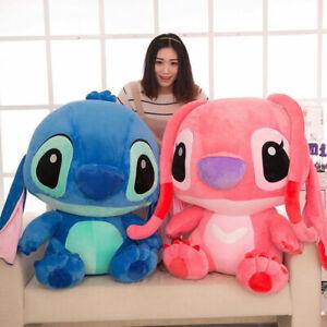 20cm Cute Lilo & Stitch Plush Dolls Soft Toys Teddy Disney Figure Kid Xmas Gifts